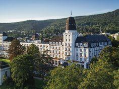 Steigenberger Hotel Bad Neuenahr - Außenansicht Hotel