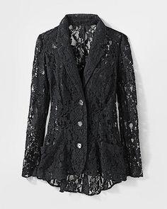 Lace Jacket- Newport News