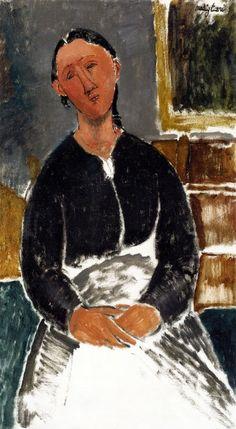 Amedeo Modigliani(ITA) アメディオ・モジリアニ(伊)
