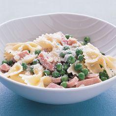 Use leftover Christmas Ham... Bow-Ties Recipe | Martha Stewart