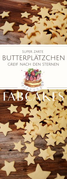 Zarte Butterplätzchen – Das Grundrezept Delicate Butter Cookies – The perfect basic recipe for cookie biscuits, stamped biscuits and your Christmas bakery! Cookie Desserts, Chocolate Desserts, Cookie Recipes, Kitchenaid, Biscuits, Fab Cakes, Drop Cookies, Pork Chop Recipes, Fall Recipes