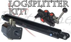 Build a Log Splitter Bundle