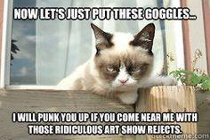 steampunk grumpy cat  https://www.facebook.com/dirigibledays?bookmark_t=page    https://www.facebook.com/TardarSauceTheGrumpyCat?ref=ts=ts