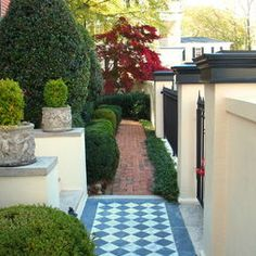 Landscape Small Rear Yard Design, Pictures, Remodel, Decor and Ideas
