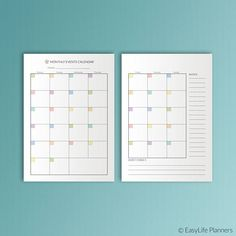 Travelers Notebook 2020 Monthly Diary Regular Size Refill agenda mensile