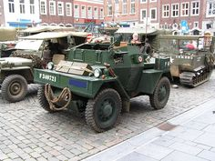 Military Vehicles, World War, Wwii, Cool Pictures, Monster Trucks, British, Car, Automobile, World War Ii