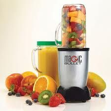 Magic Bullet recipes! Make everything from juices, salsa, soup, chocolate mousse, cheesecake, pasta sauces, iced coffee, etc. Endless possibilities!
