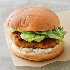 Detail sfs shrimp burger 9