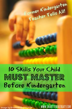 How To Tell If Your Child Is Ready For Kindergarten
