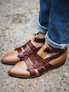 Free People Style-Nine Ankle Boot