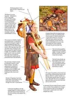 This issue is entirely devoted to the military reformer, Gaius Marius, who made the Roman army into an efficient war-machine.