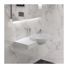 Plan vasque solid surface Réf : SDK2