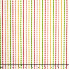 Sundrops  Beaded Stripe Multi Yardage by Corey Yoder for Moda