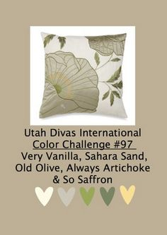 Utah Divas International: Color Challenge #97