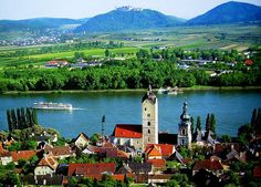 Krems - Danube / Austria, another one of my favorite excursions.