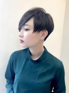 刈り上げ大人クールショート | 吉祥寺の美容室 RENJISHI KICHIJOJIのヘアスタイル | Rasysa(らしさ)