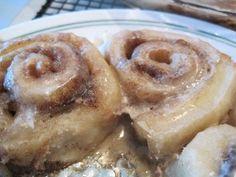 Fee Drummond cinnamon rolls