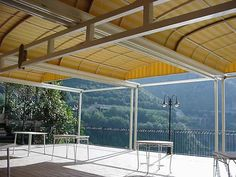 The Retractable Roof allows you to open and close the roof as you please