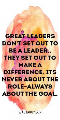 #quote #inspiration / Meaningful Leadership Quotes To Inspire