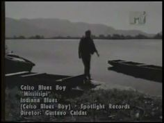 Celso Blues Boy e BB King - Mississipi (clipe oficial) (audio original)