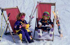 Italia, Alto Adige. Val Gardena: piccoli sciatori http://www.familygo.eu/viaggiare_con_i_bambini/alto-adige/val-gardena/ortisei-scuola-sci-bambini.html