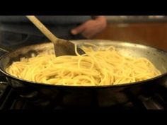 Watch How to cook pasta faster and better @ Komando Video