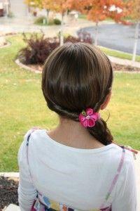 Double Twists into Side Braids