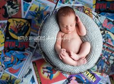 New York City & Westchester Maternity, Newborn, & Children's Photography Newborn Posing, Newborn Photos, Children Photography, Photography Ideas, Newborn Photographer, Bassinet, Infant, Comic Books, Kids Rugs