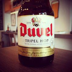 Duvel Tripel Hop 2012 (9,5% / Breendonk - Bélgica) #cerveja #beer