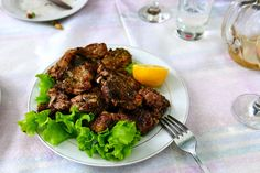 An article on Albanian Food