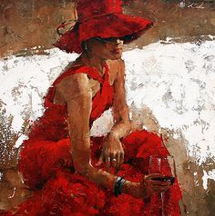 "Andre Kohn  ~  "" Rhapsody on a Theme of Vintage Bordeaux #5 """