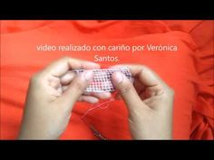 MUNDILLO DE PANAMA, CIERRE DE LA TRENCILLA DE PAJITA malla rectangular - YouTube Knot Necklace, Tatting Patterns, Needle Lace, Filets, Lace Making, Knots, Diy And Crafts, Projects To Try, Embroidery