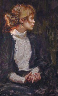 Susan (Susan Lyon, Artist's Wife)