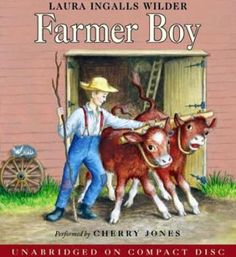 Farmer Boy: Laura Ingalls Wilder - CD audiobook
