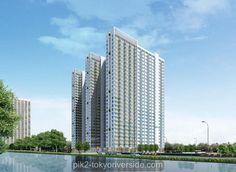 Apartemen Osaka Riverview Jakarta #apartemenpik2