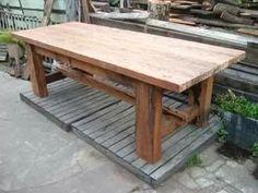 mesas de quebracho colorado , mesa de madera dura quebracho