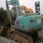 The used excavator Kobelco GD623 is a typical second hand machine sold by us. It has a super engine and dur...