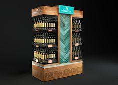 Singleton whisky POSM on Behance Pos Display, Wine Display, Display Design, Store Design, Pos Design, Retail Design, Singleton Whisky, Acustic Panels, Coca Cola