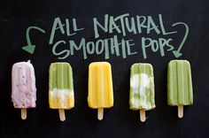 Beat the heat with a healthy summer snack!