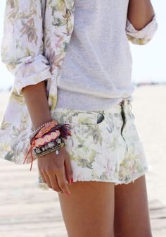 #    Summer style #fashion #nice #new #Summerstyle  www.2dayslook.com