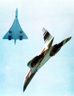 """Le Concorde: """"The Freedom of The Skies."""""""