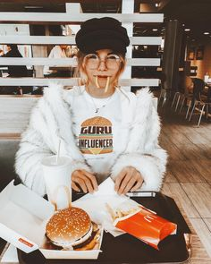 Happy Birthday, my beloved Big Mac. I wish I could turn into a vampire to enjoy your taste forever and… Retro Aesthetic, Aesthetic Photo, Pizza Girls, Skinny Chinos, Best Photo Poses, Happy 50th Birthday, Big Mac, Insta Models, Tumblr Girls