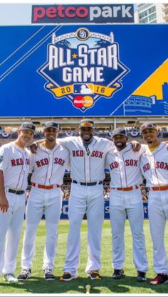 My boys at the 2016 all star game