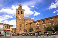 Recorriendo Albacete: EL BONILLO