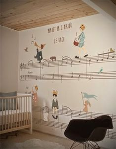 Little Hands Wallpaper Mural - The wallpaper can be ordered in various sizes. They are like tailors, the wallpaper will fit perfectly on your wall, you just have to give us the measures you need! Baby Bedroom, Nursery Room, Girl Nursery, Kids Bedroom, Little Hands Wallpaper, Baby Deco, Room Wall Painting, E Room, Interior Wallpaper