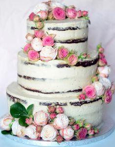Rustic wedding cake | WedBook.pl | Cake by Masz Kawałek