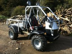 Developed in the late 1990s as a possible Land Rover rival to the quad bikes and gator buggies increasingly used in the agricultural section, it's powered by a three-cylinder engine taken from a Subaru Sumo. It never got approved for production – was it an opportunity Land Rover missed?