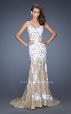 La Femme 19835 | La Femme Fashion 2014 - La Femme Prom Dresses - Dancing with the Stars