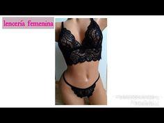 Como hacer conjunto de lencería Para dama moldes tanga y brasier - YouTube Bikinis, Swimwear, Lingerie, Youtube, Fashion, Vestidos, Crochet Keychain, Sew Underwear, Lingerie Sets