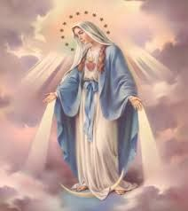 Image result for images pieuses vierge marie
